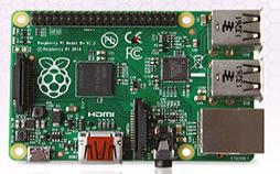 Raspberry PI - minikomputer